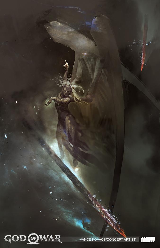 God of War – Valkyrie 3