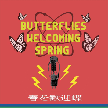 Butterflies Welcoming Spring