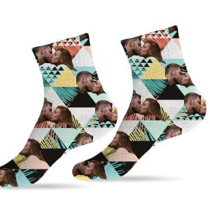 גרביים דגם טרופיק פירמיד