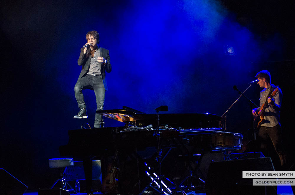 Jamie Cullum @ The Olympia Theatre by Sean Smyth (14-10-13)-9