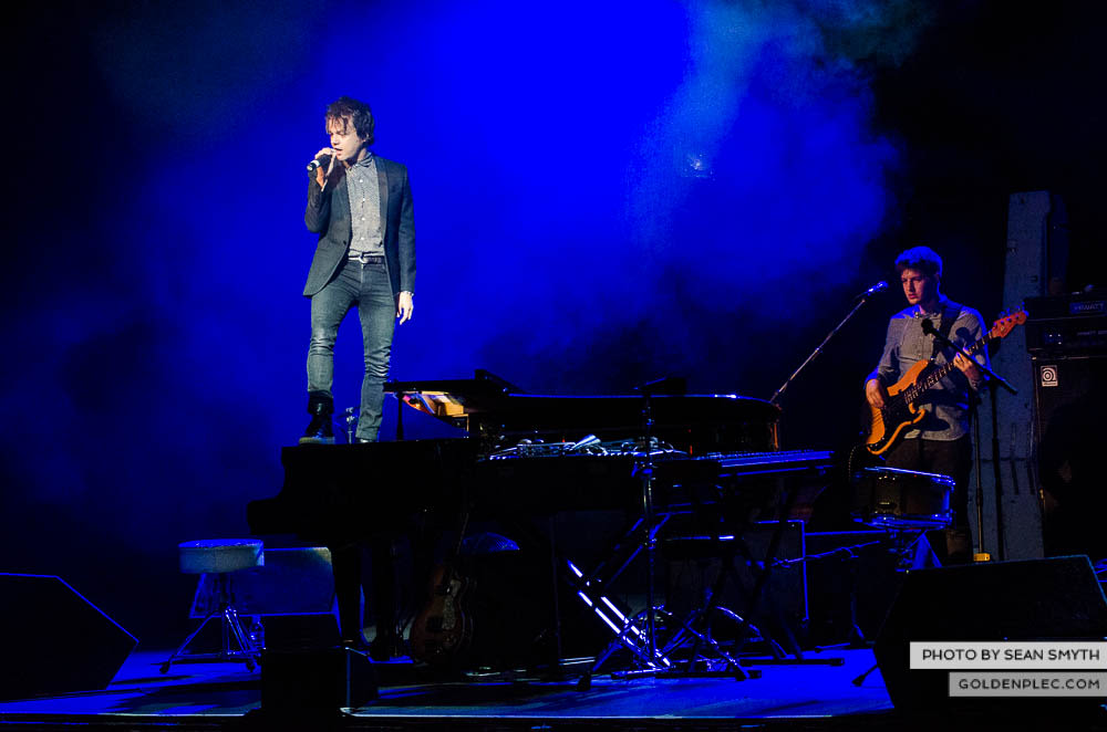 Jamie Cullum @ The Olympia Theatre by Sean Smyth (14-10-13)-10