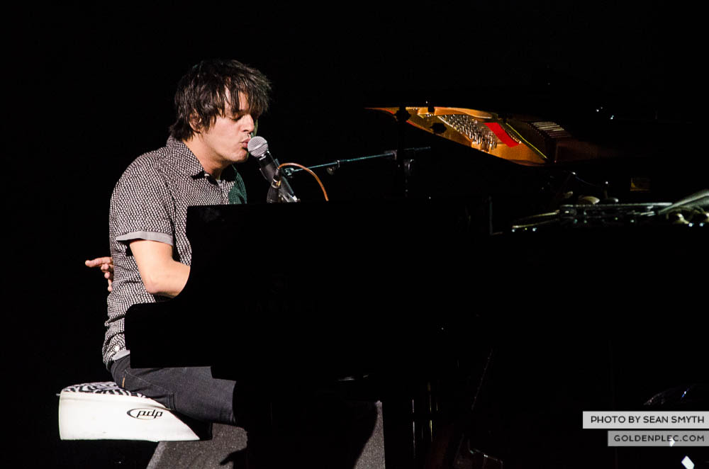 Jamie Cullum @ The Olympia Theatre by Sean Smyth (14-10-13)-20