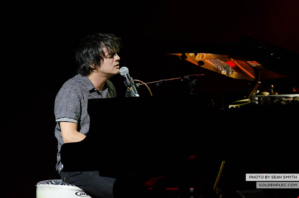 Jamie Cullum @ The Olympia Theatre by Sean Smyth (14-10-13)-23
