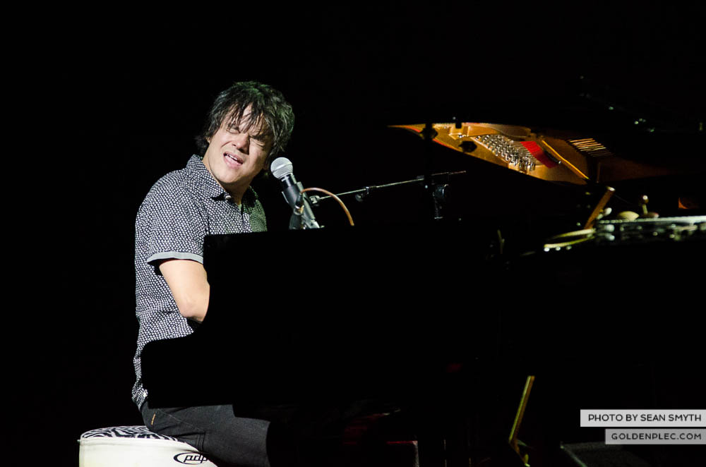 Jamie Cullum @ The Olympia Theatre by Sean Smyth (14-10-13)-24