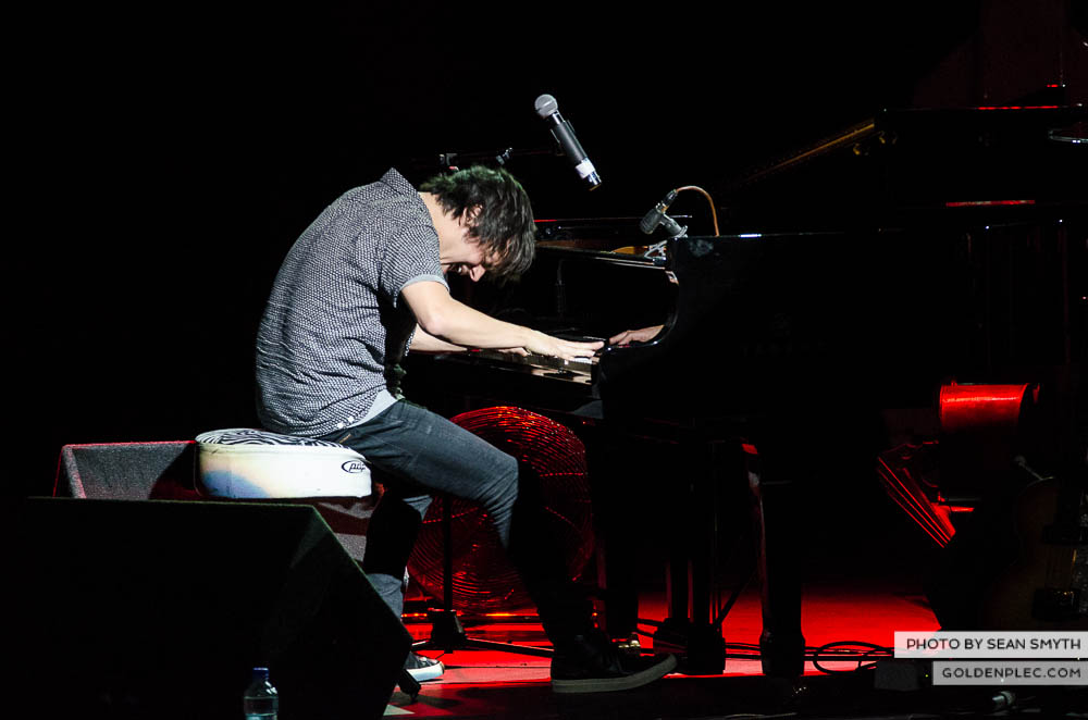 Jamie Cullum @ The Olympia Theatre by Sean Smyth (14-10-13)-25