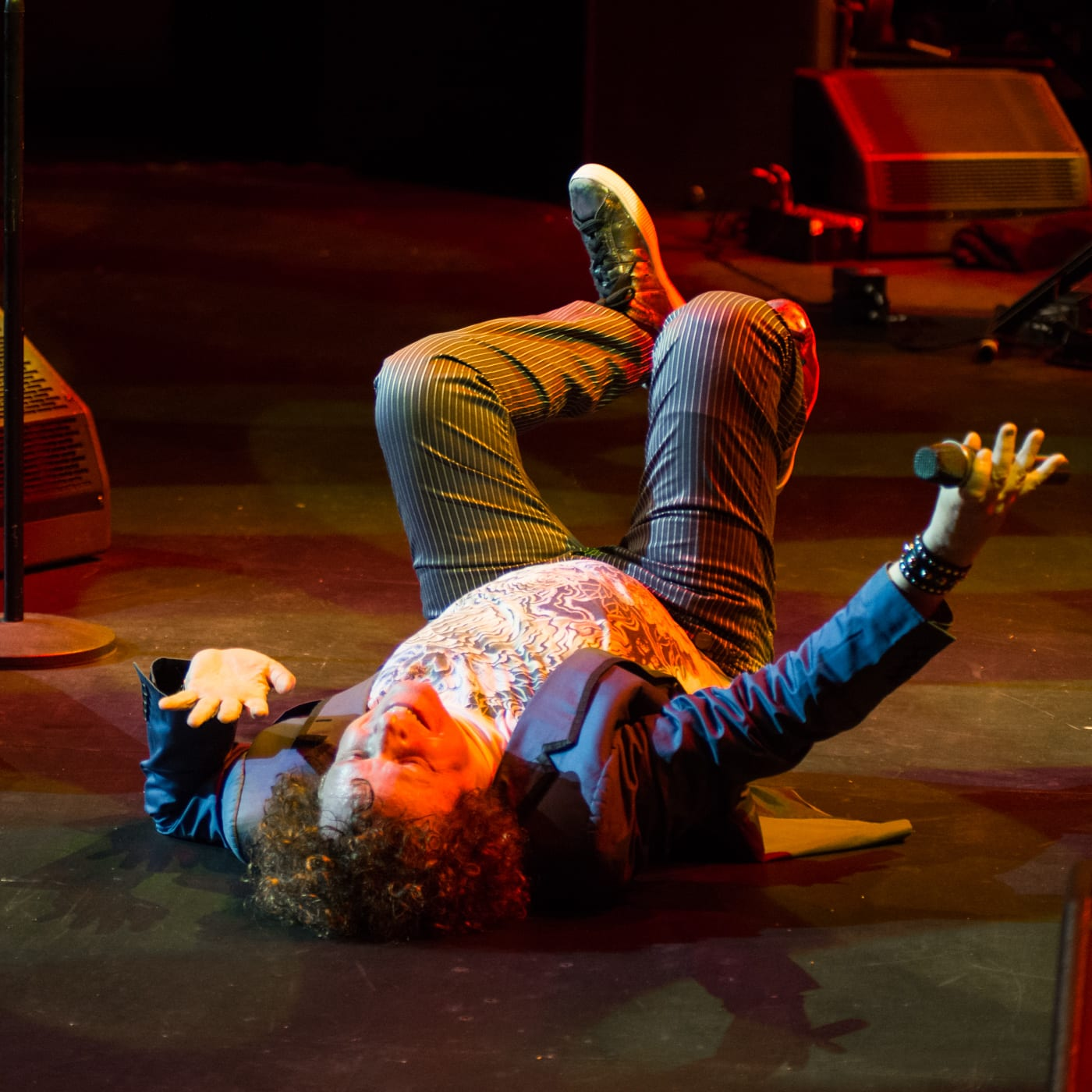 Leo Sayer at Bord Gais Energy Theatre by Sean Smyth (16-10-15) (73 of 129)