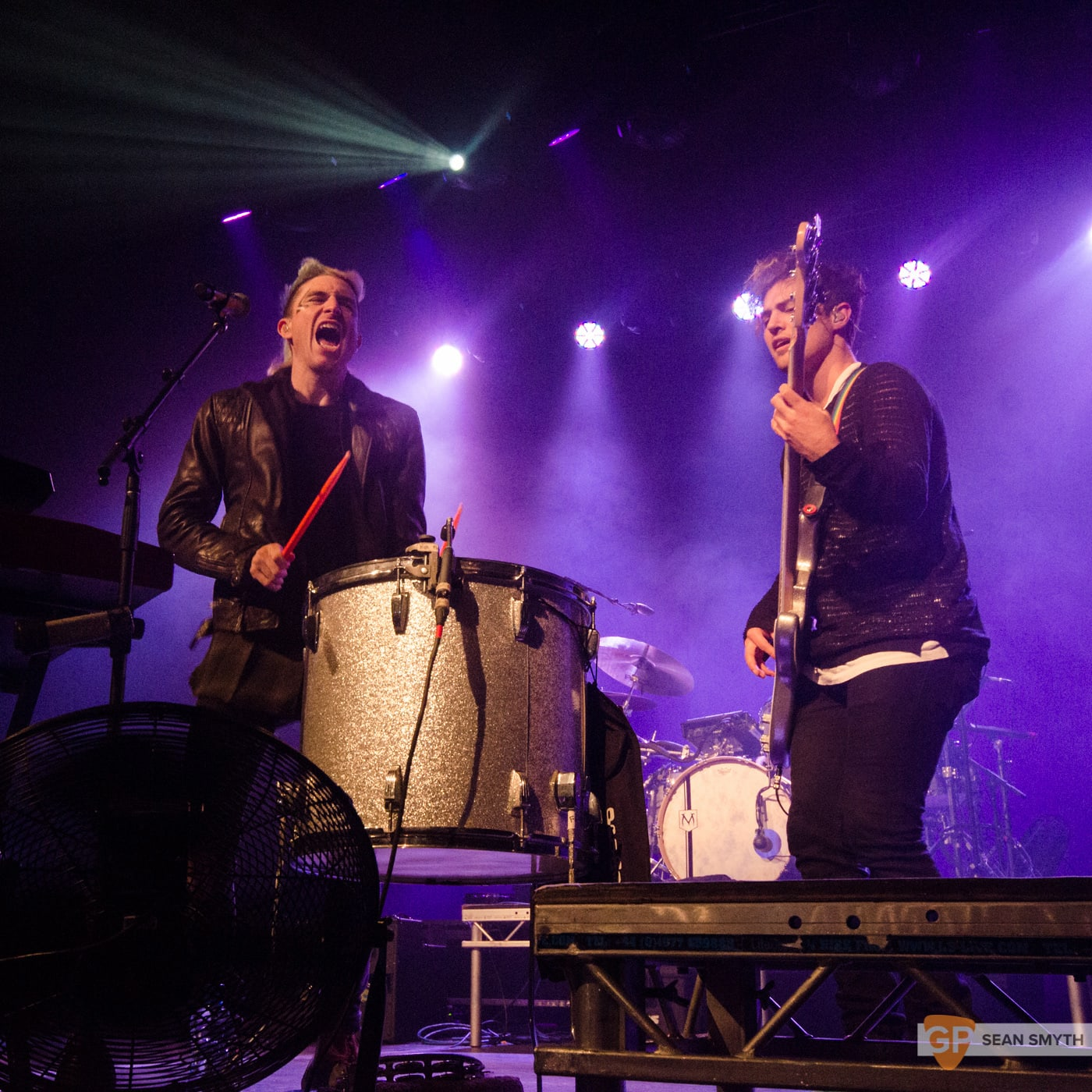 Walk The Moon at the Olympia Theatre by Sean Smyth (18-2-15) (22 of 31)