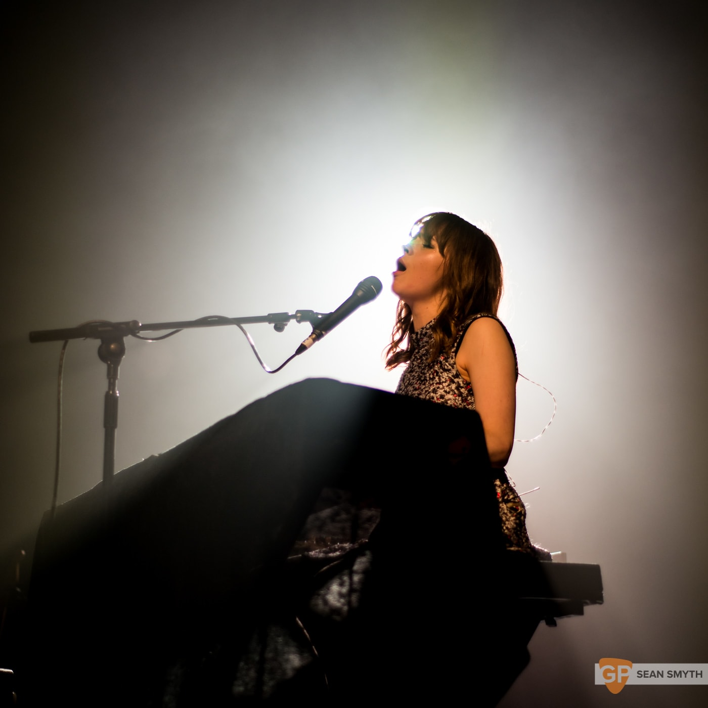 Gabrielle Aplin at the Olympia Theatre by Sean Smyth (20-2-15) (23 of 28)