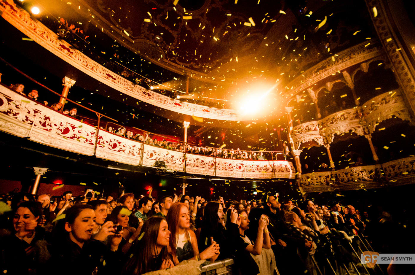 Gabrielle Aplin at the Olympia Theatre by Sean Smyth (20-2-15) (27 of 28)