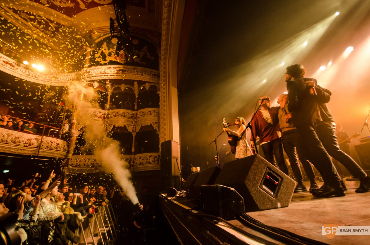 Gabrielle Aplin at the Olympia Theatre by Sean Smyth (20-2-15) (26 of 28)