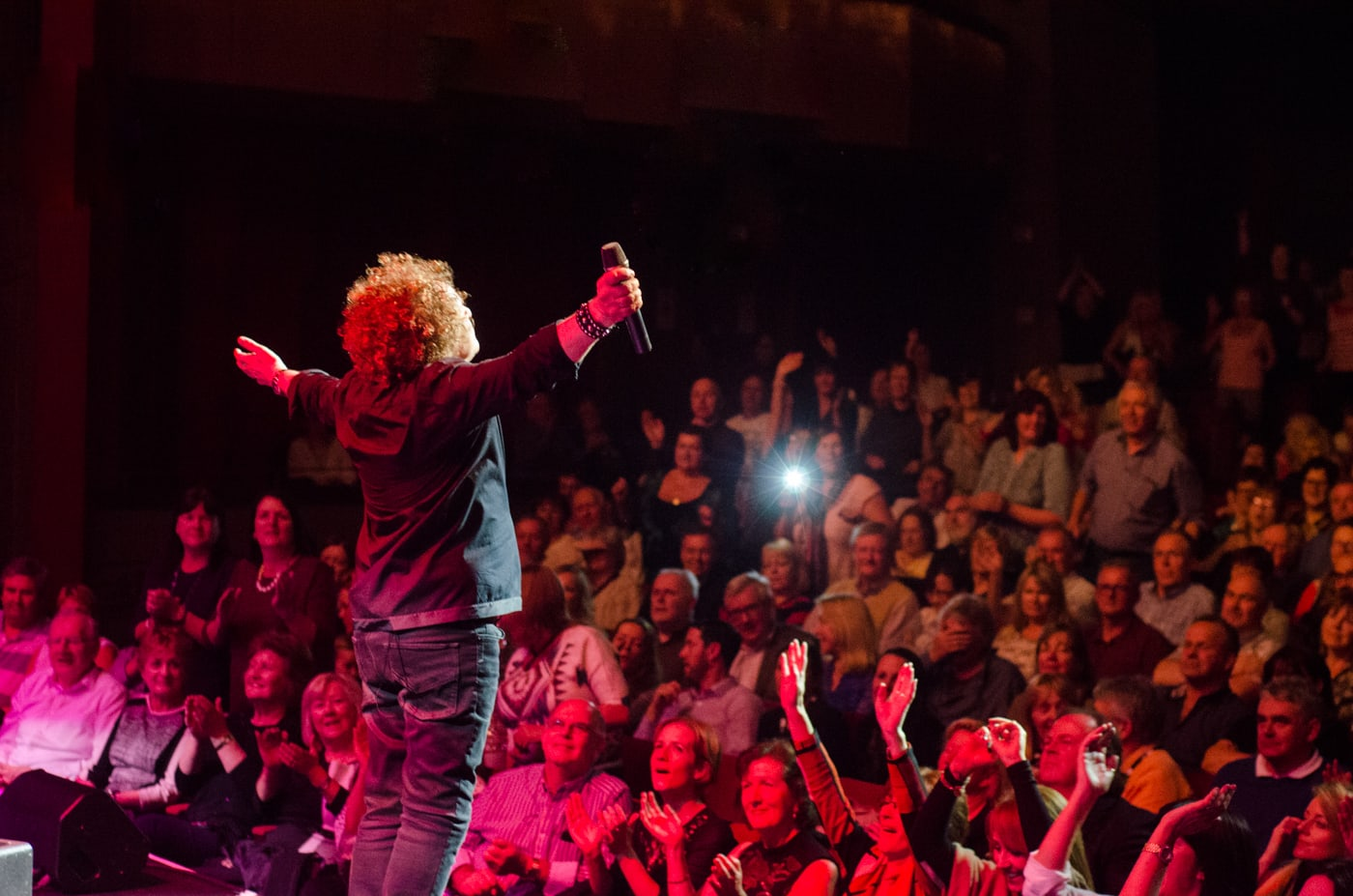 Leo Sayer at Bord Gais Energy Theatre by Sean Smyth (16-10-15) (103 of 129)