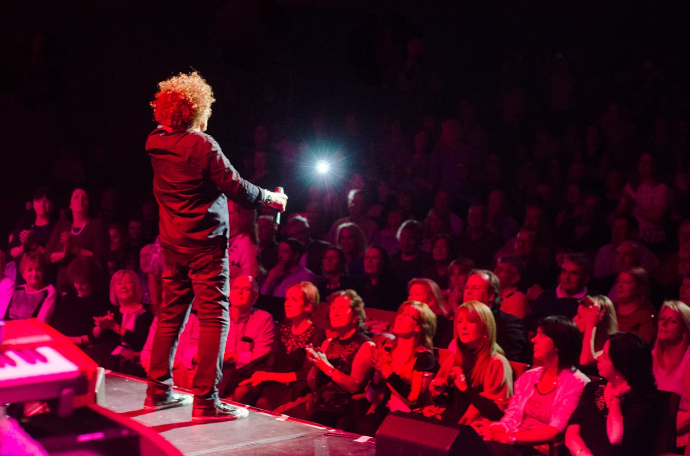 Leo Sayer at Bord Gais Energy Theatre by Sean Smyth (16-10-15) (99 of 129)