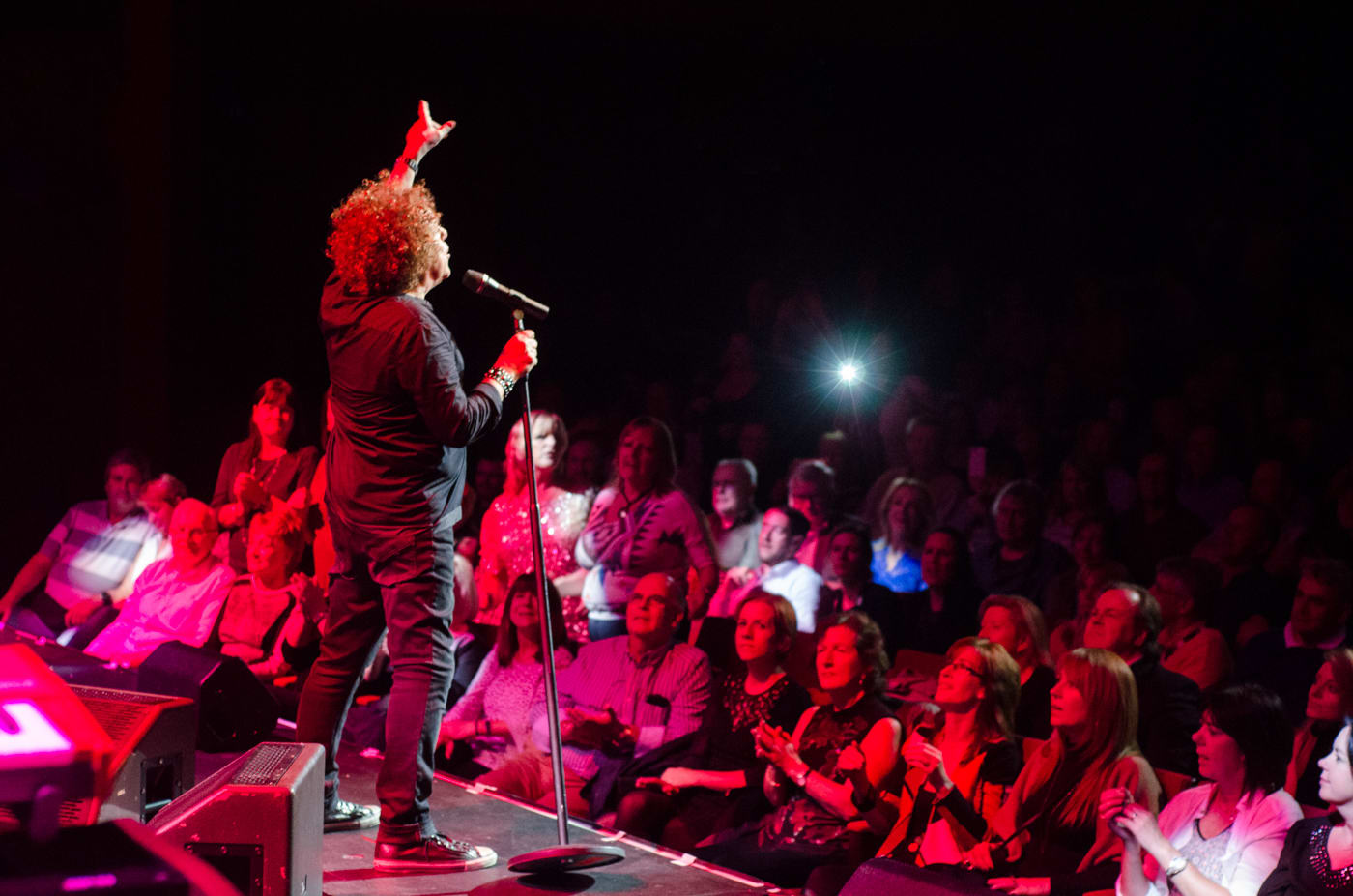 Leo Sayer at Bord Gais Energy Theatre by Sean Smyth (16-10-15) (98 of 129)