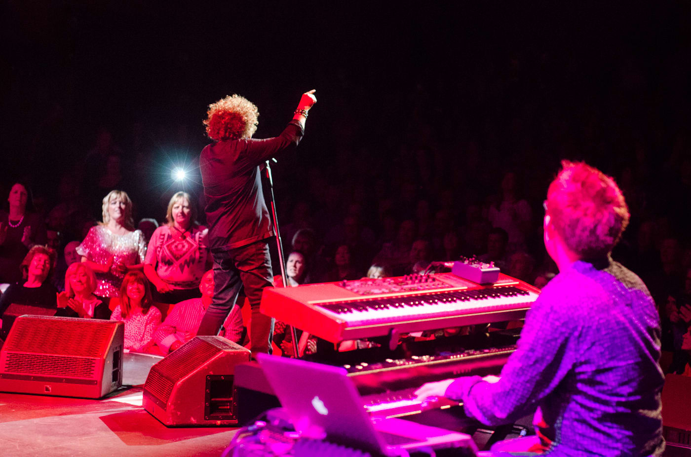 Leo Sayer at Bord Gais Energy Theatre by Sean Smyth (16-10-15) (97 of 129)