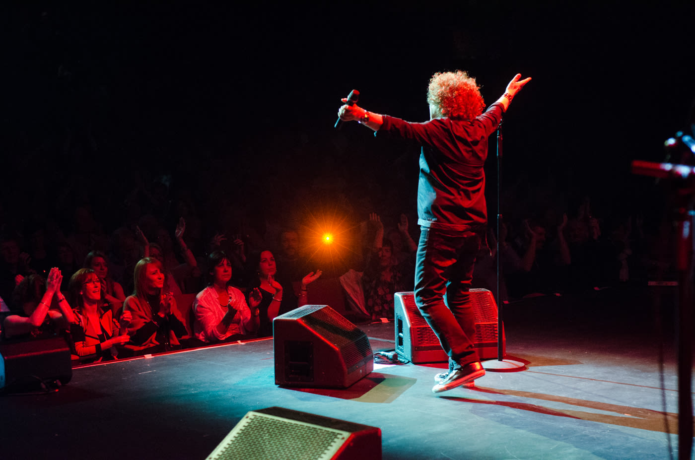 Leo Sayer at Bord Gais Energy Theatre by Sean Smyth (16-10-15) (95 of 129)