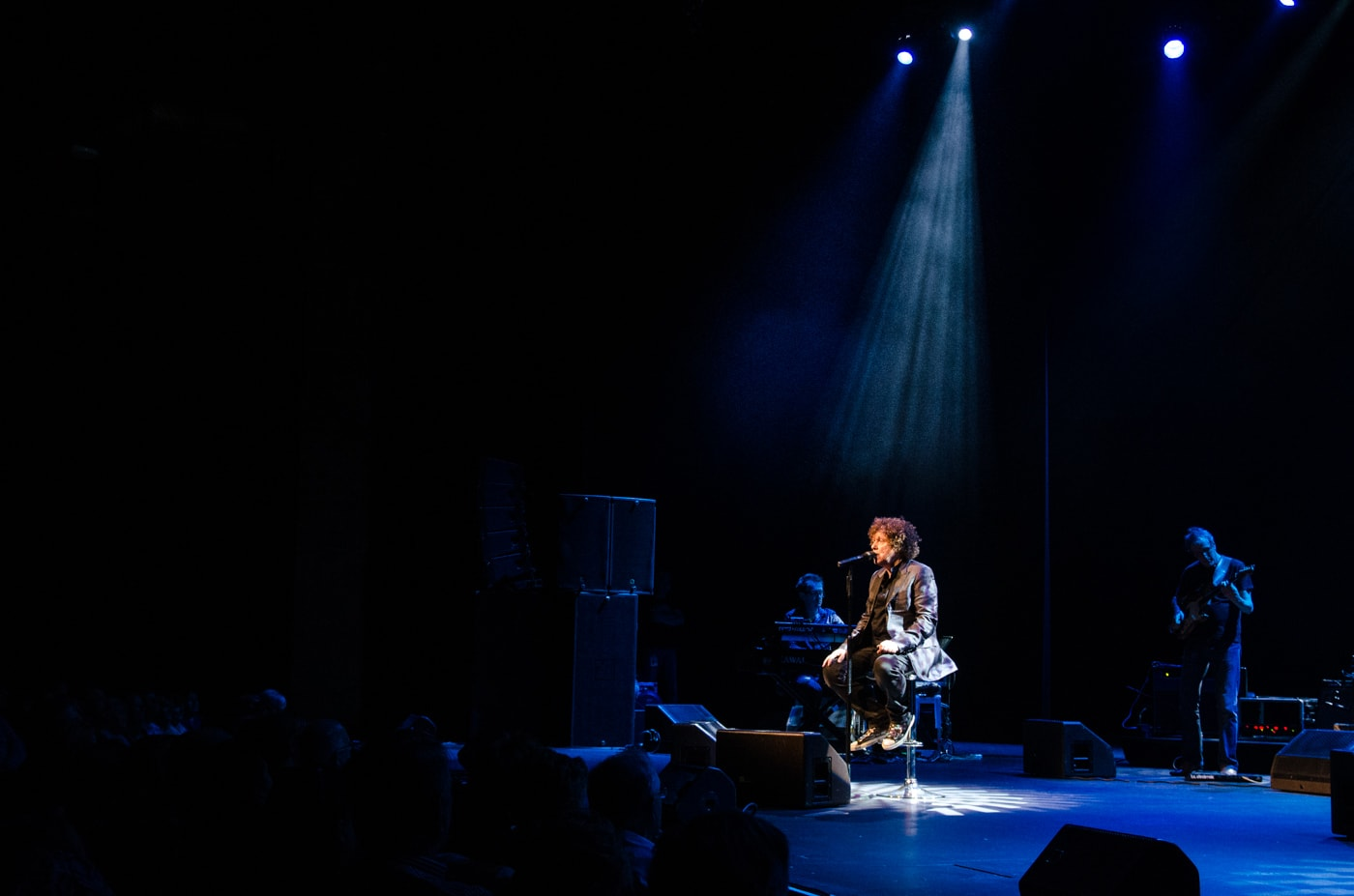 Leo Sayer at Bord Gais Energy Theatre by Sean Smyth (16-10-15) (81 of 129)