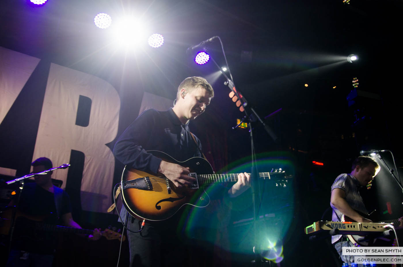 George Ezra at The Academy