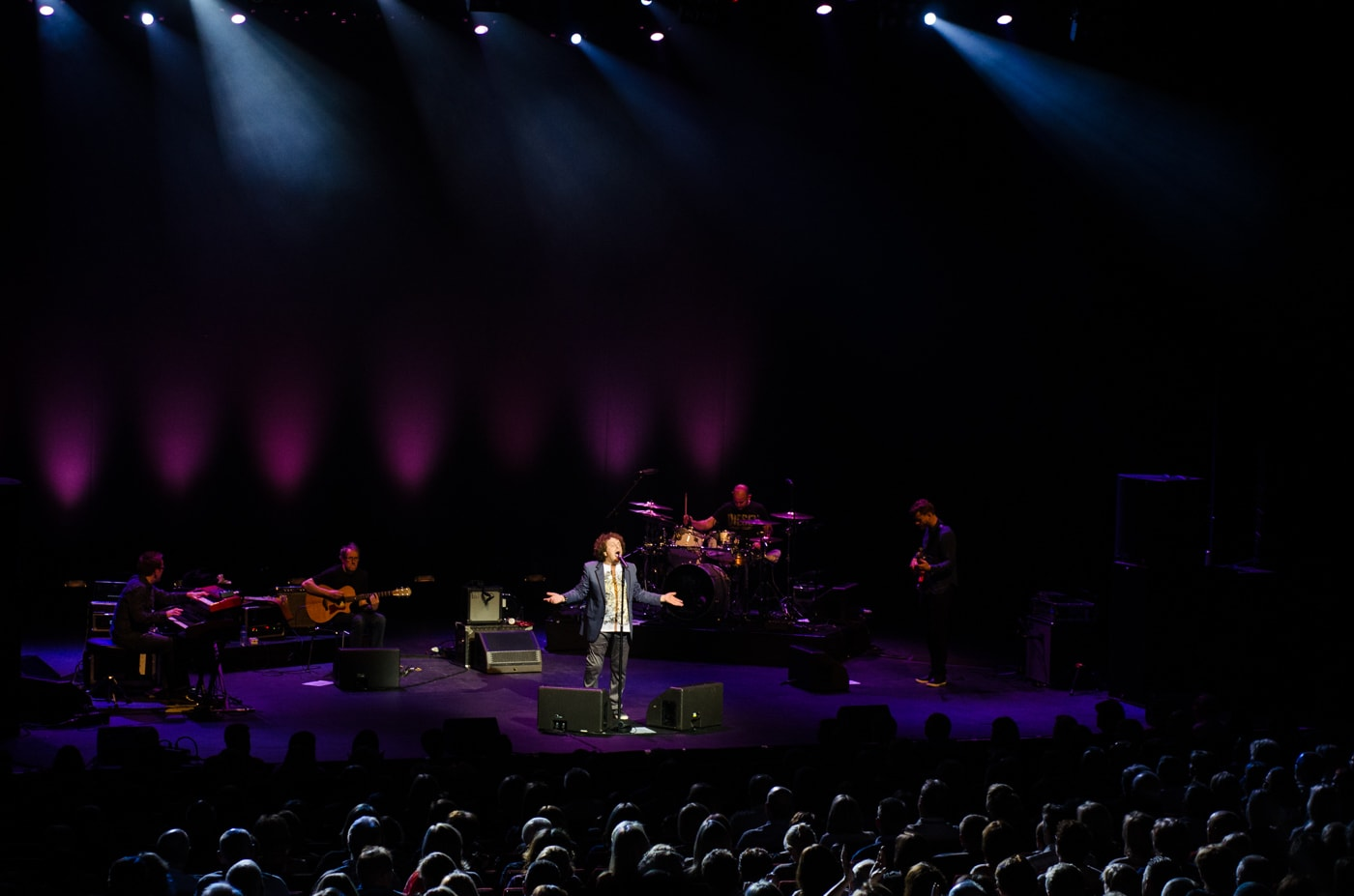 Leo Sayer at Bord Gais Energy Theatre by Sean Smyth (16-10-15) (49 of 129)