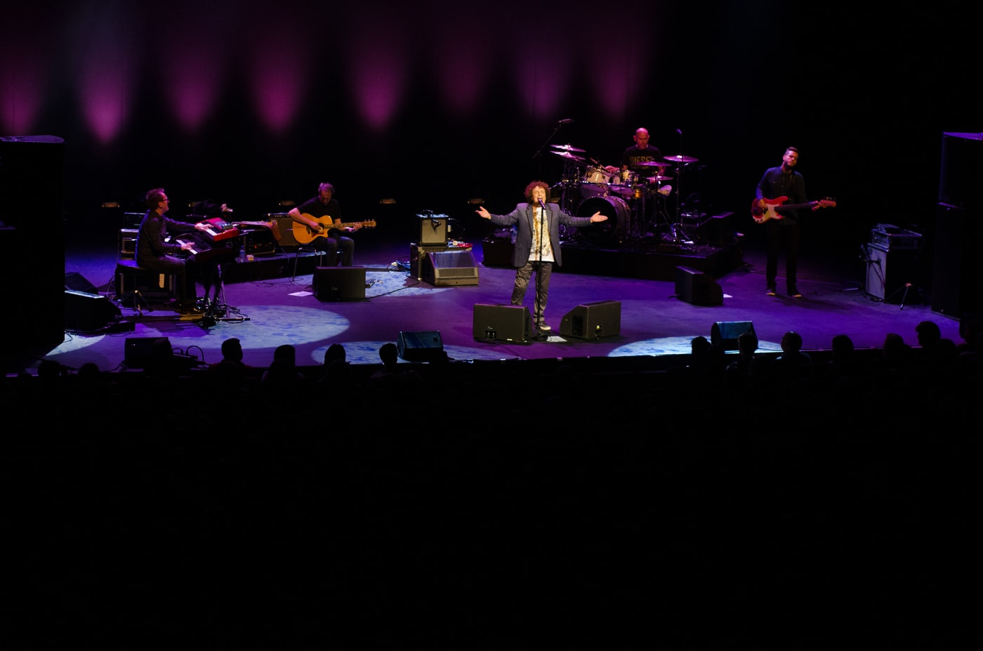 Leo Sayer at Bord Gais Energy Theatre by Sean Smyth (16-10-15) (47 of 129)