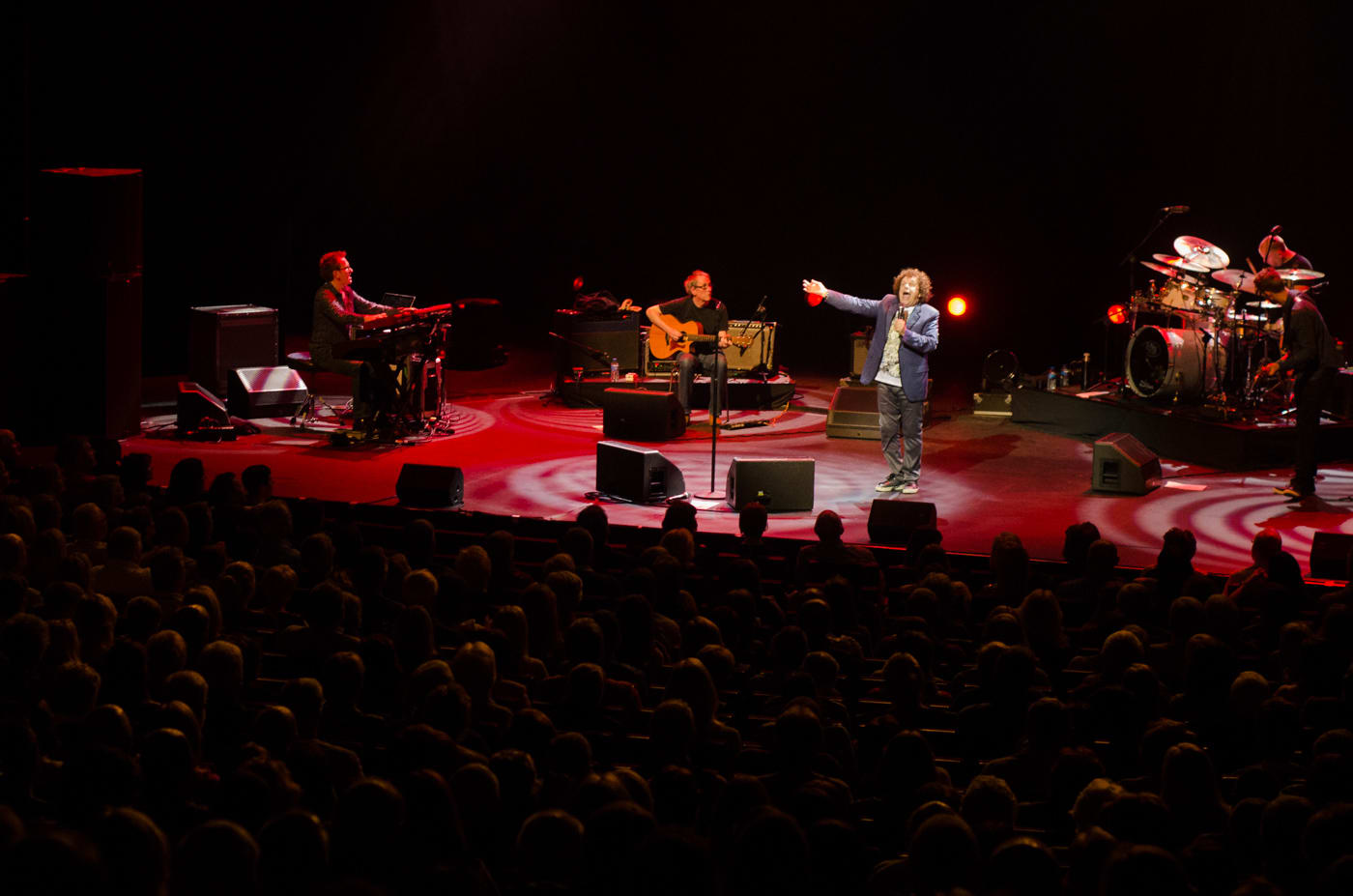 Leo Sayer at Bord Gais Energy Theatre by Sean Smyth (16-10-15) (44 of 129)