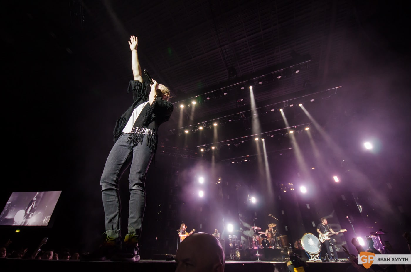 Imagine Dragons at 3Arena by Sean Smyth (18-11-15) (28 of 50)