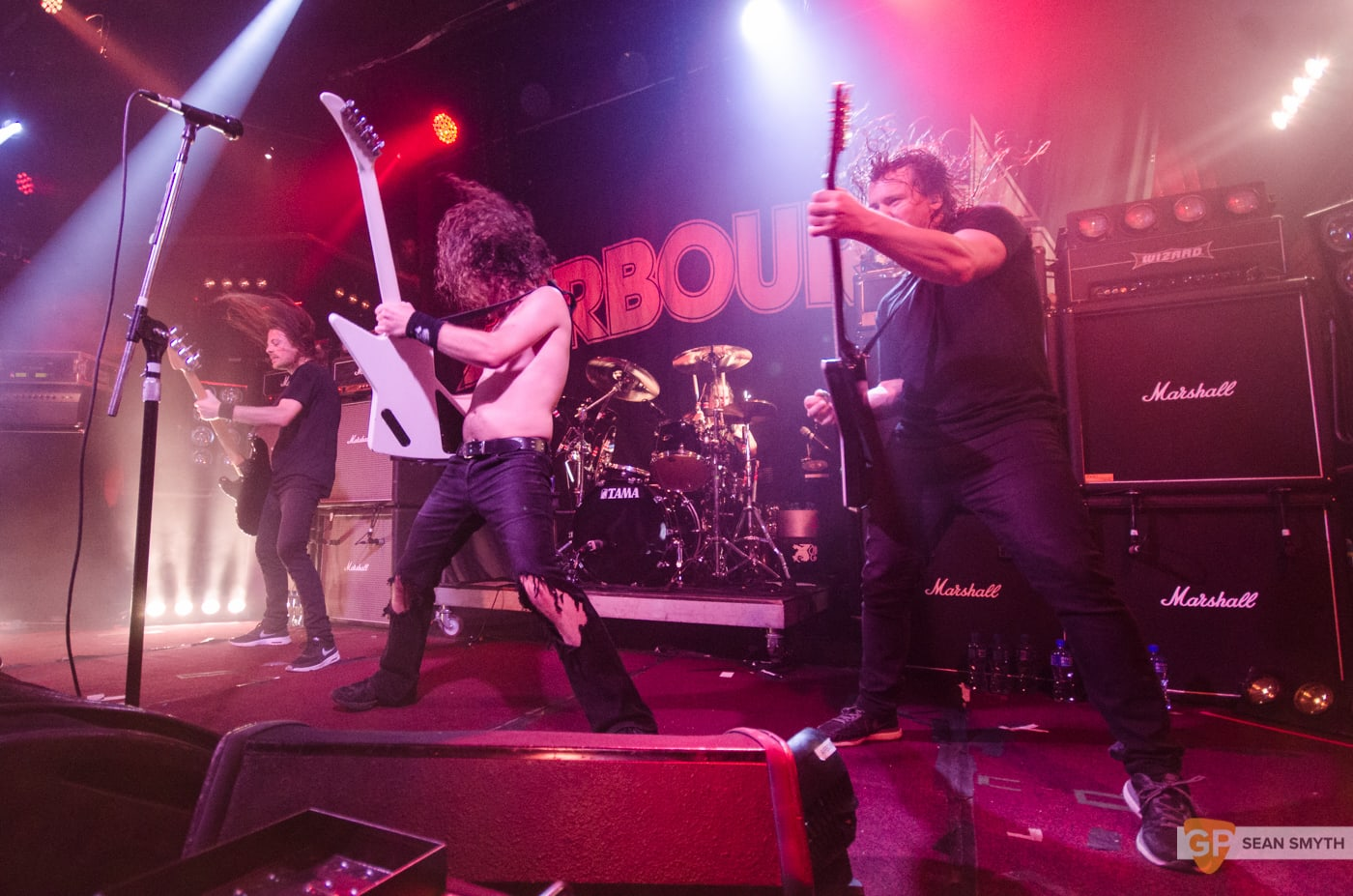 Airbourne at The Academy by Sean Smyth (23-8-16) (13 of 31)