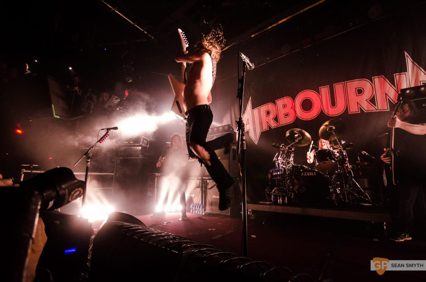 Airbourne at The Academy by Sean Smyth (23-8-16) (30 of 31)
