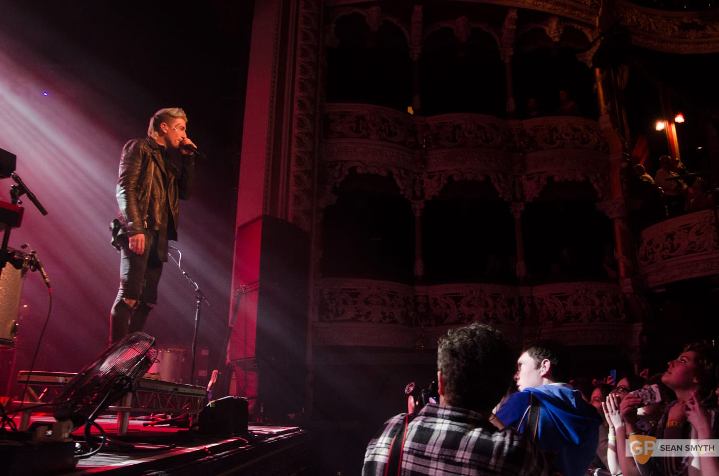 Walk The Moon at the Olympia Theatre by Sean Smyth (18-2-15) (13 of 31)