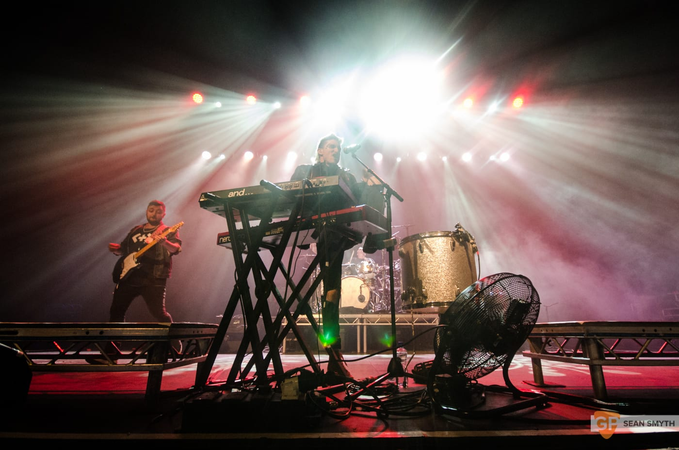 Walk The Moon at the Olympia Theatre by Sean Smyth (18-2-15) (17 of 31)