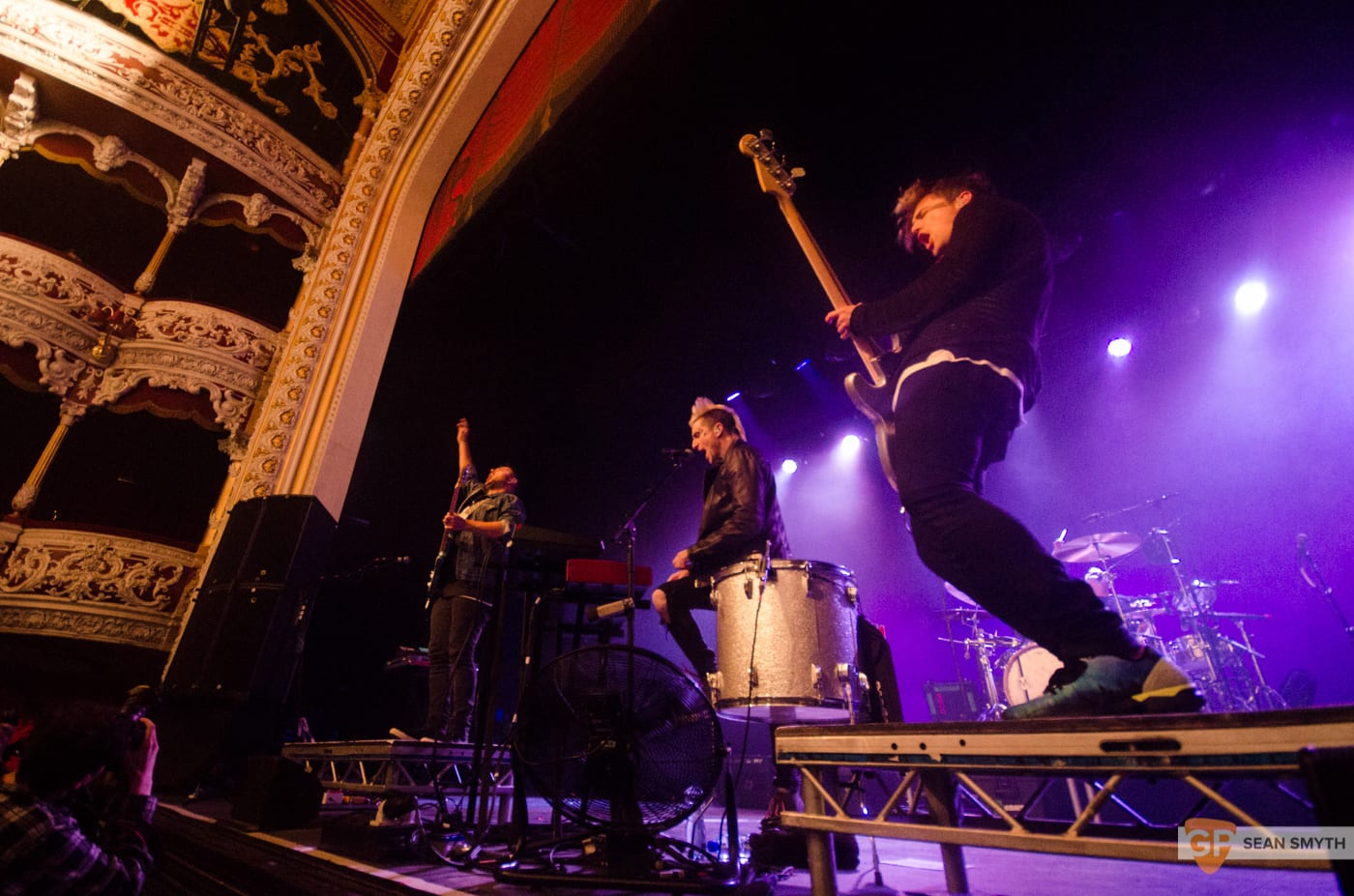 Walk The Moon at the Olympia Theatre by Sean Smyth (18-2-15) (19 of 31)