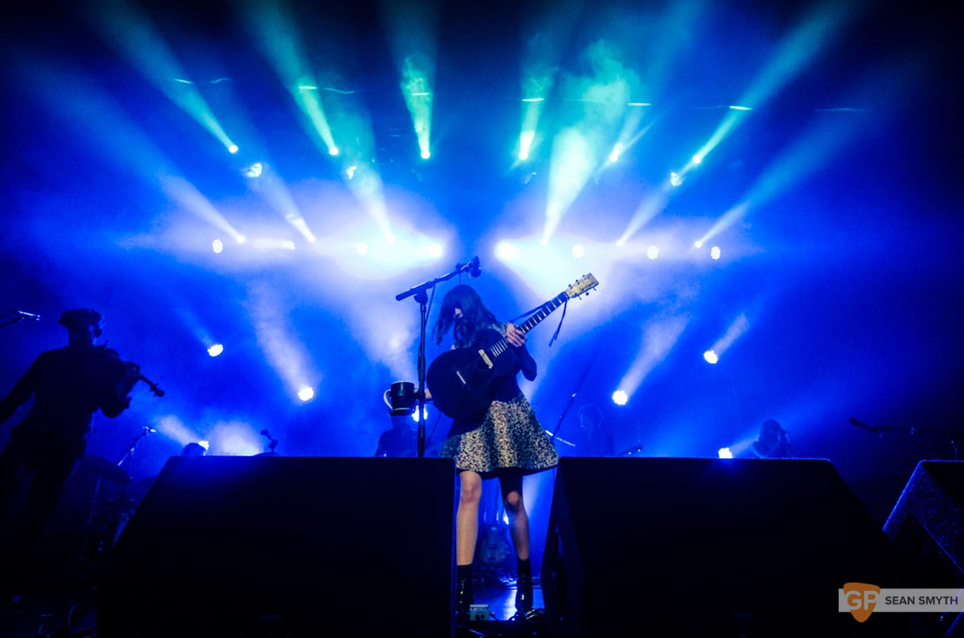 Gabrielle Aplin at the Olympia Theatre by Sean Smyth (20-2-15) (7 of 28)