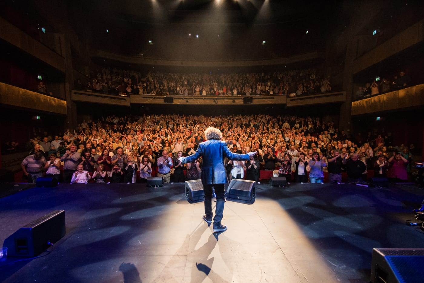 Leo Sayer at Bord Gais Energy Theatre by Sean Smyth (16-10-15) (120 of 129)