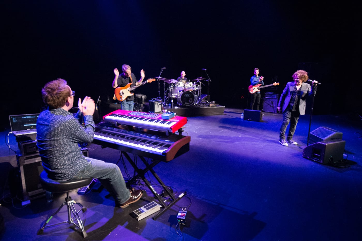 Leo Sayer at Bord Gais Energy Theatre by Sean Smyth (16-10-15) (106 of 129)