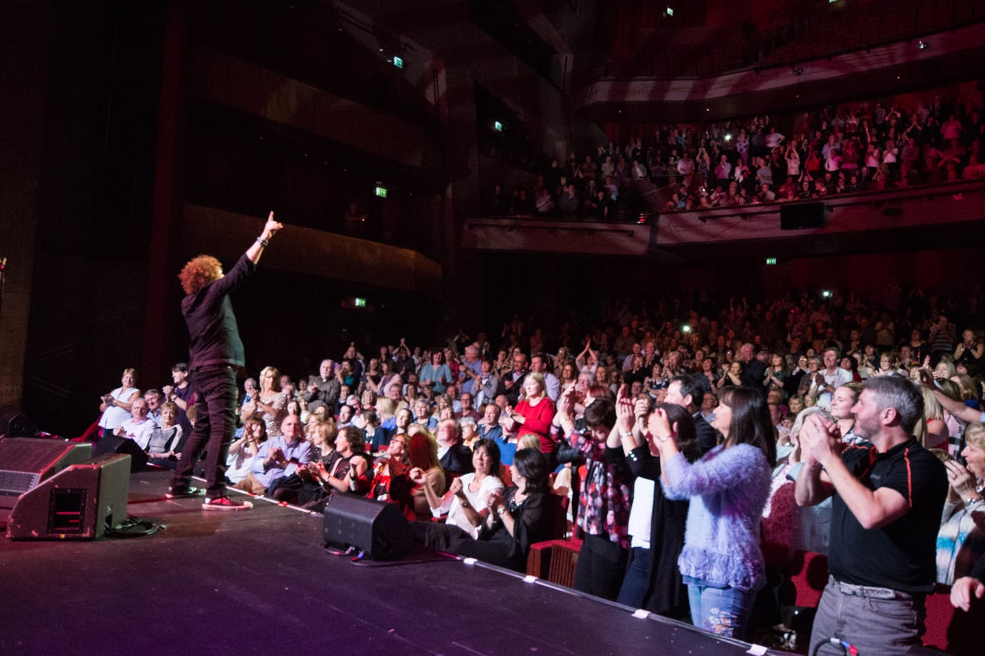 Leo Sayer at Bord Gais Energy Theatre by Sean Smyth (16-10-15) (100 of 129)