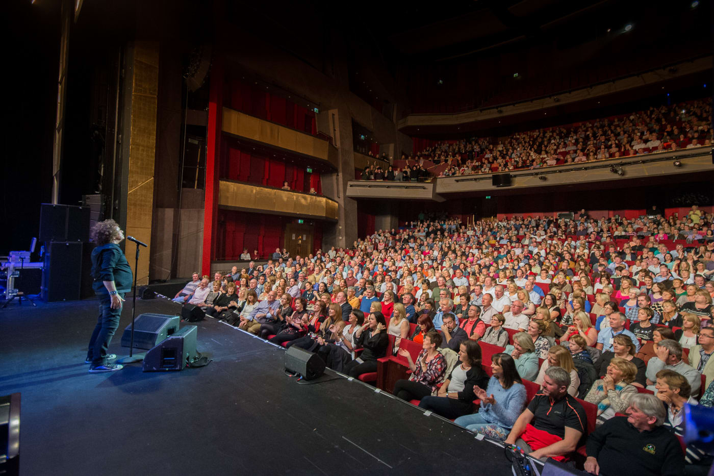 Leo Sayer at Bord Gais Energy Theatre by Sean Smyth (16-10-15) (88 of 129)