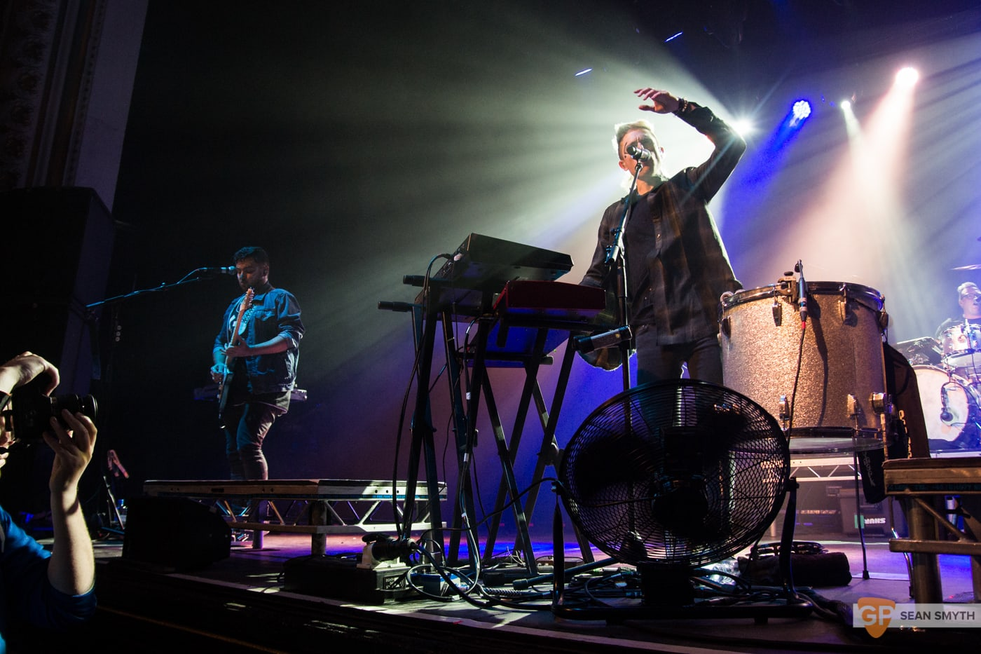 Walk The Moon at the Olympia Theatre by Sean Smyth (18-2-15) (30 of 31)