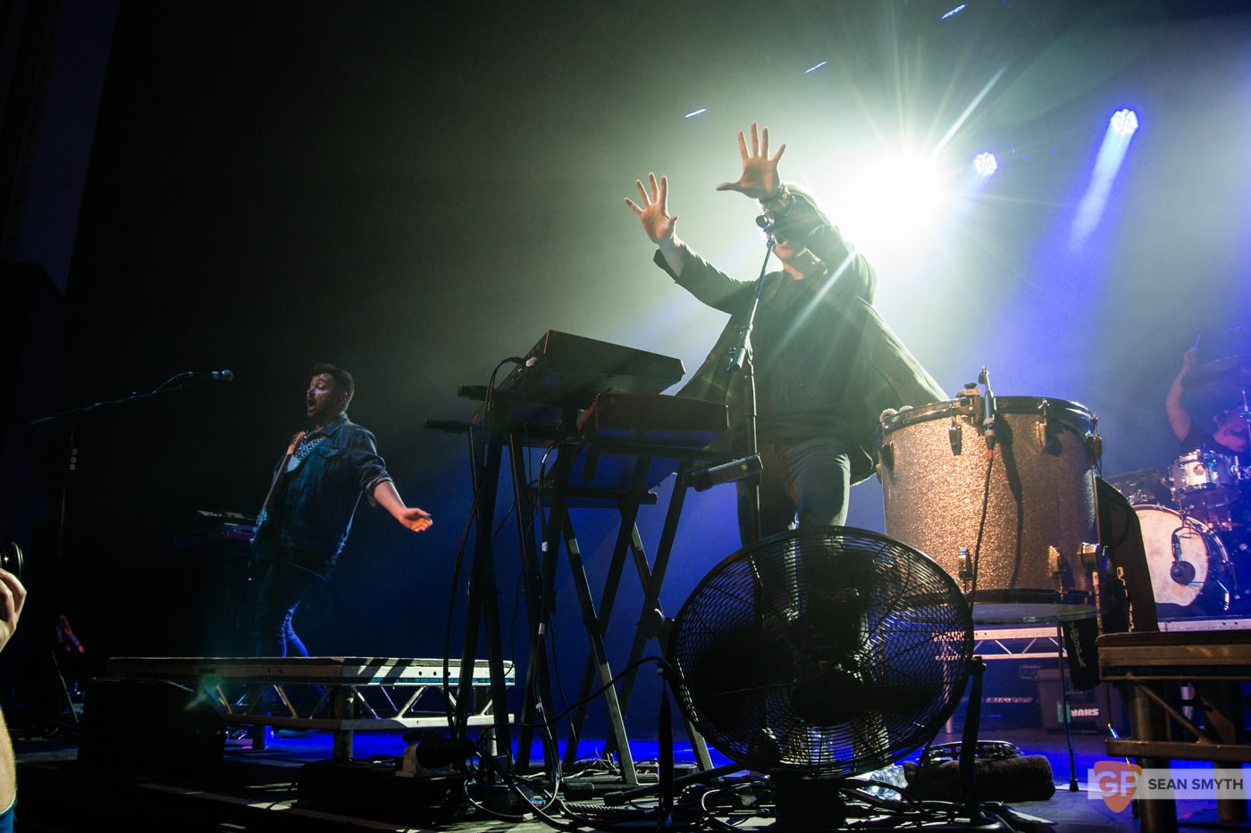 Walk The Moon at the Olympia Theatre by Sean Smyth (18-2-15) (31 of 31)