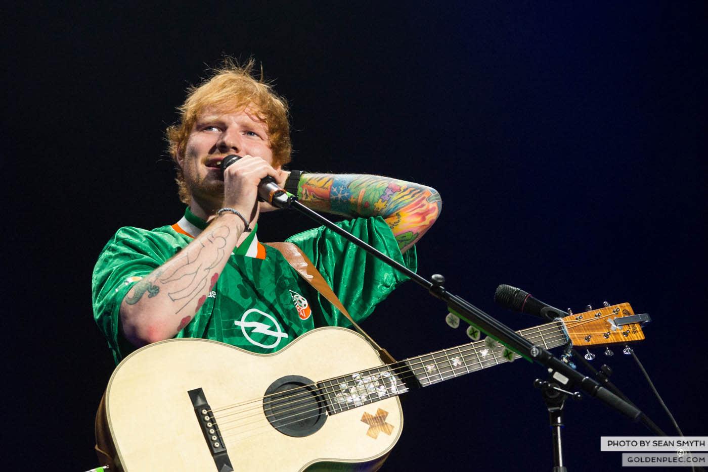 Ed Sheeran at 3arena, Dublin