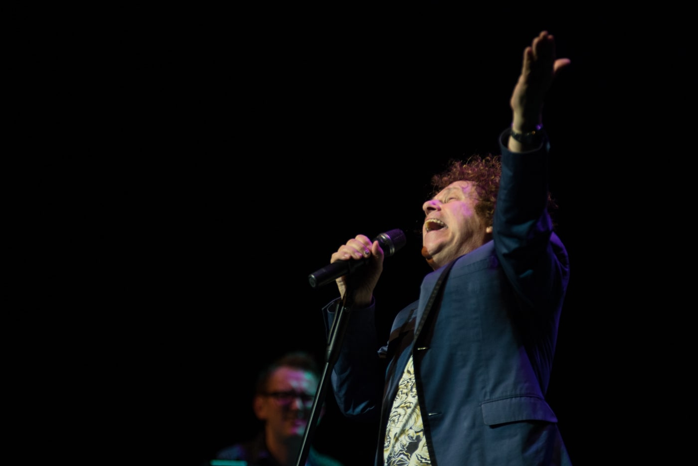 Leo Sayer at Bord Gais Energy Theatre by Sean Smyth (16-10-15) (62 of 129)