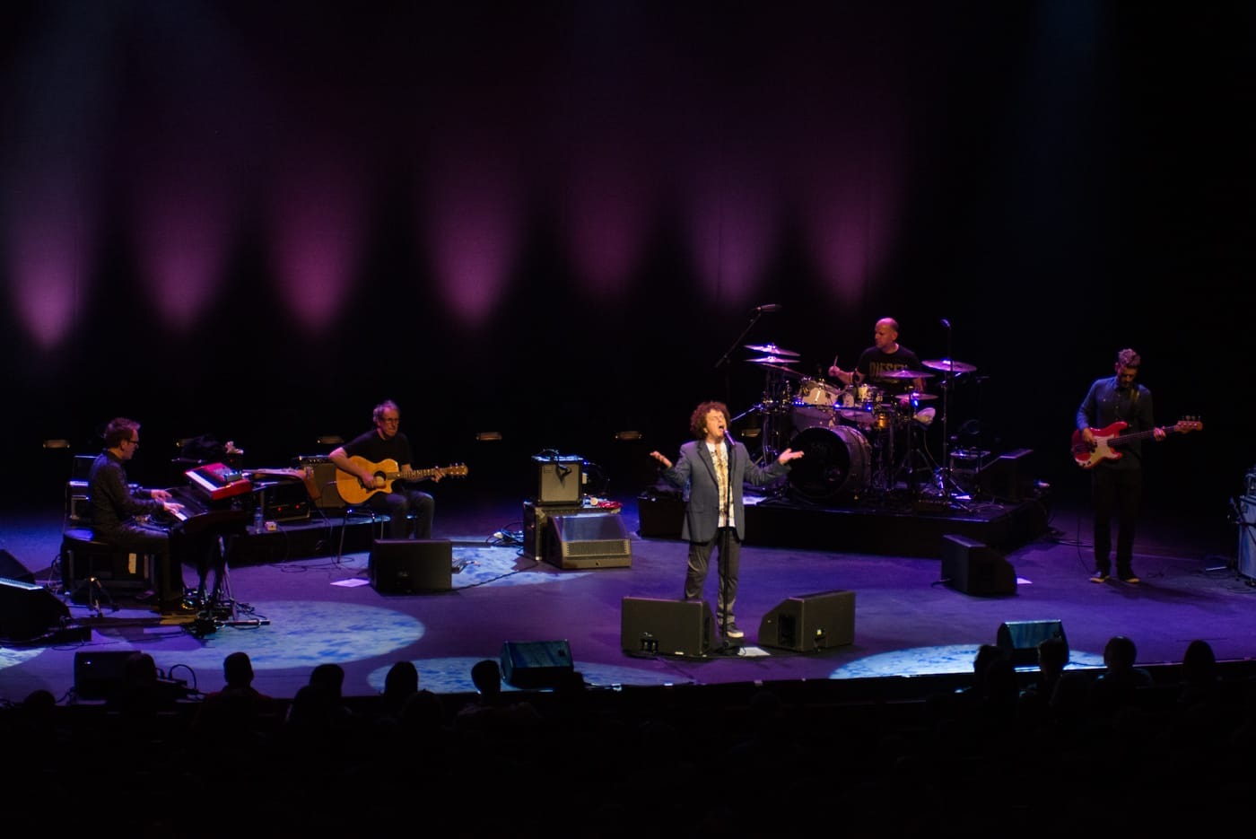 Leo Sayer at Bord Gais Energy Theatre by Sean Smyth (16-10-15) (46 of 129)