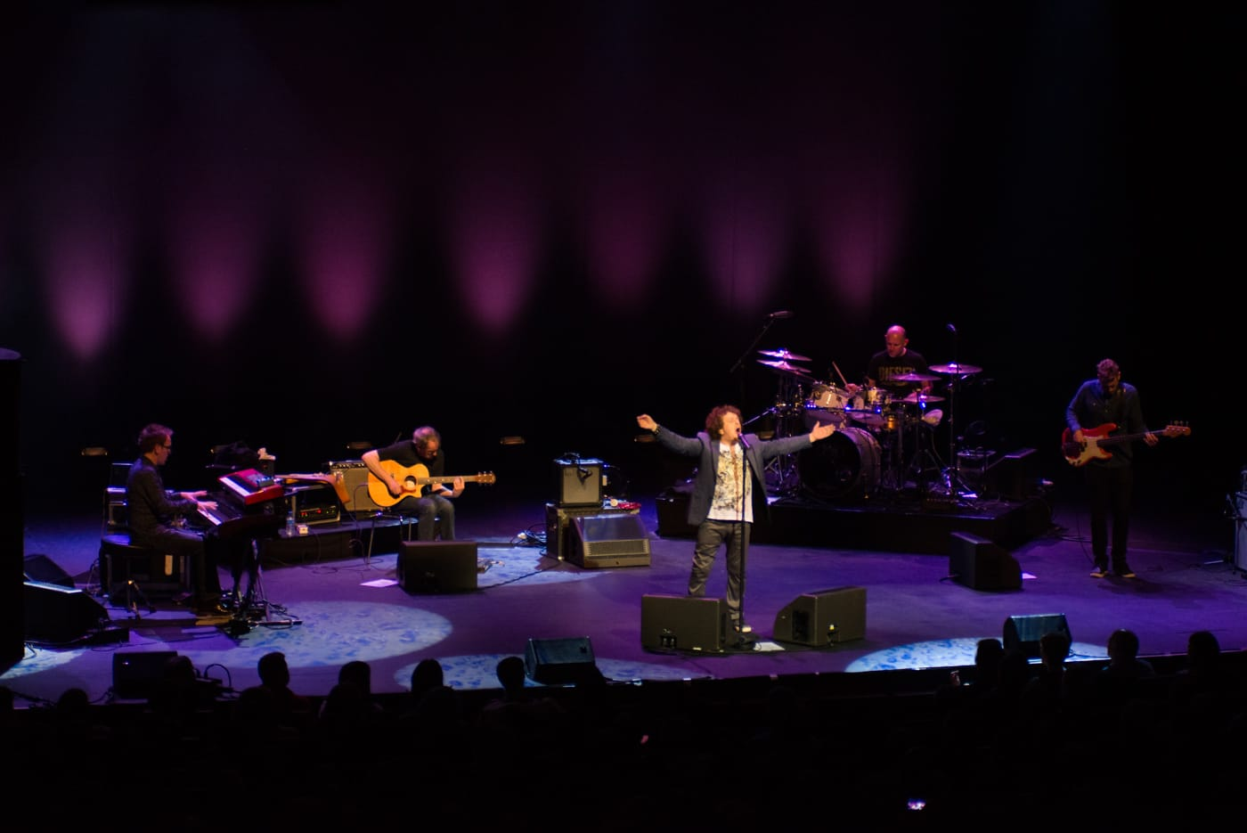 Leo Sayer at Bord Gais Energy Theatre by Sean Smyth (16-10-15) (45 of 129)