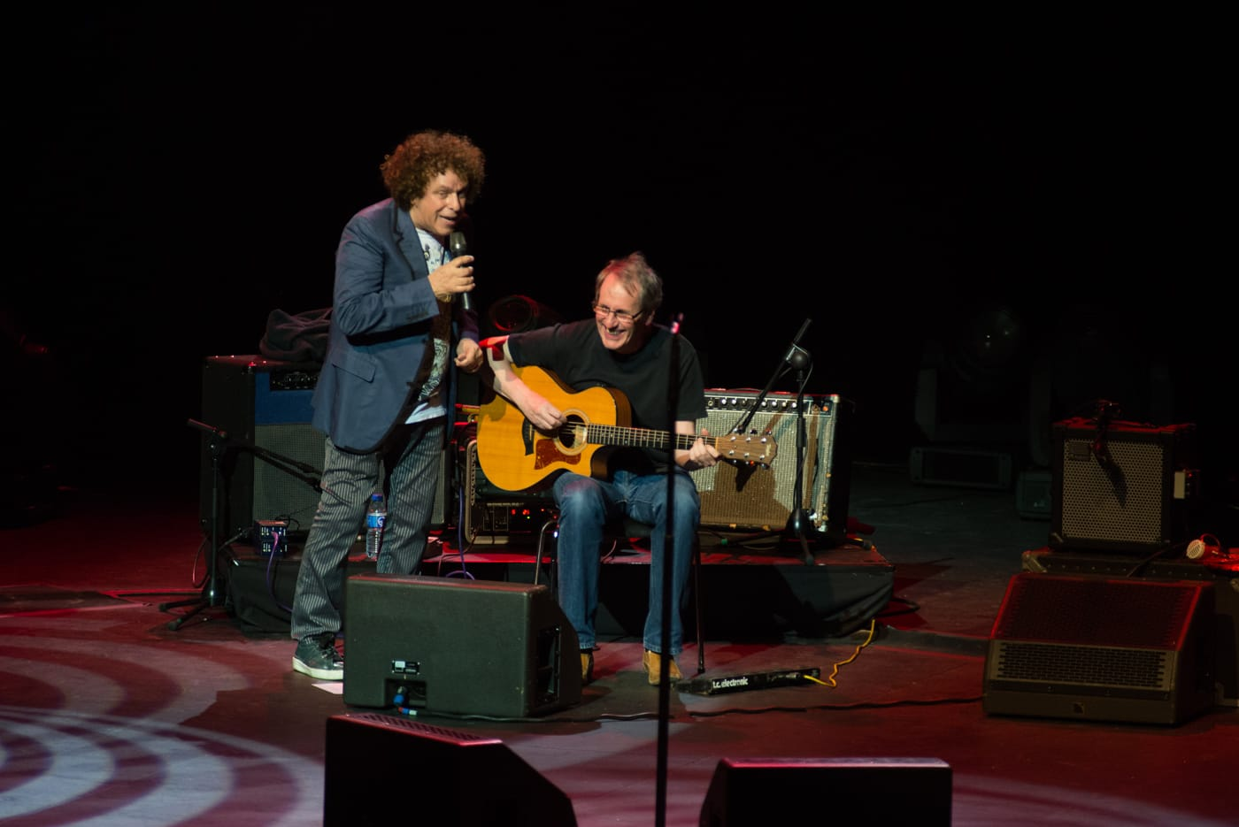 Leo Sayer at Bord Gais Energy Theatre by Sean Smyth (16-10-15) (40 of 129)