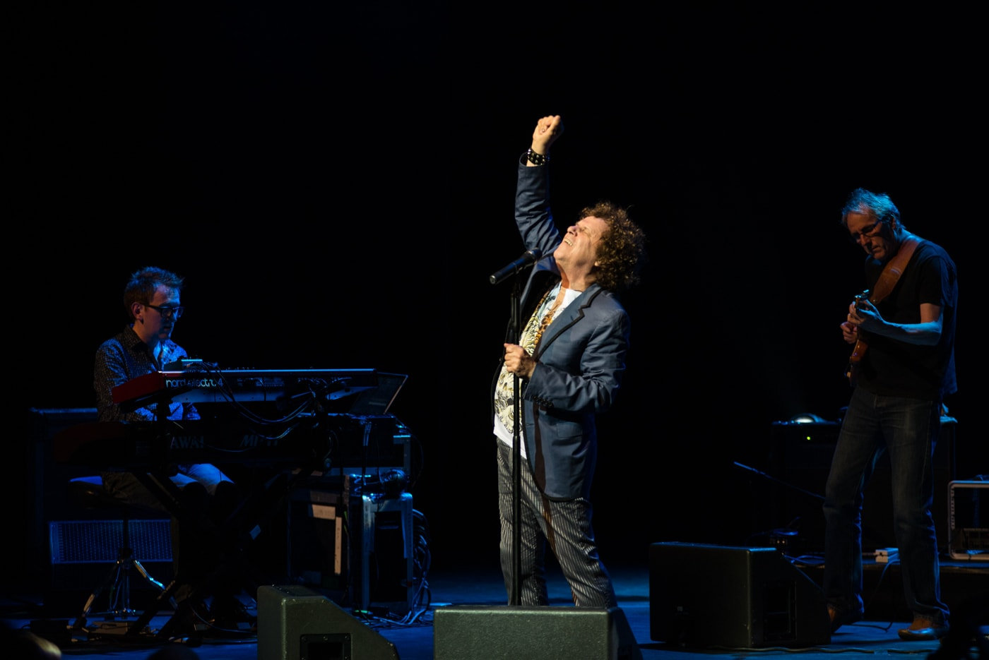 Leo Sayer at Bord Gais Energy Theatre by Sean Smyth (16-10-15) (30 of 129)