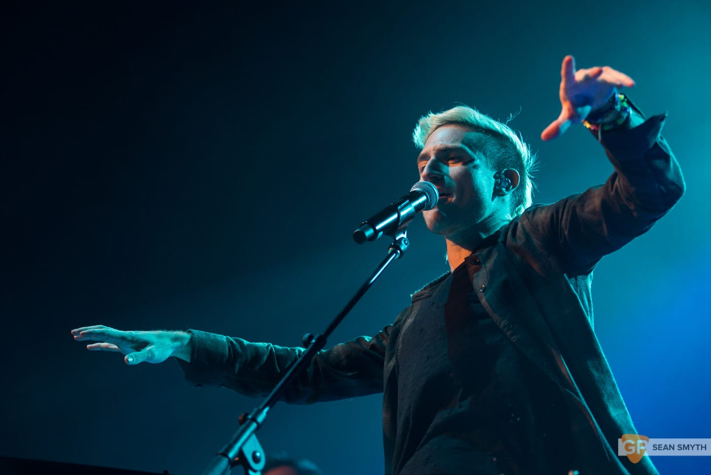 Walk The Moon at the Olympia Theatre by Sean Smyth (18-2-15) (26 of 31)