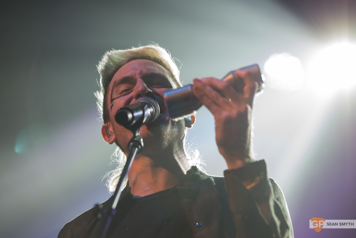 Walk The Moon at the Olympia Theatre by Sean Smyth (18-2-15) (27 of 31)