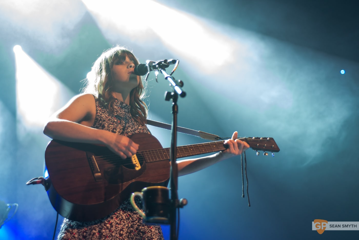 Gabrielle Aplin at the Olympia Theatre by Sean Smyth (20-2-15) (5 of 28)