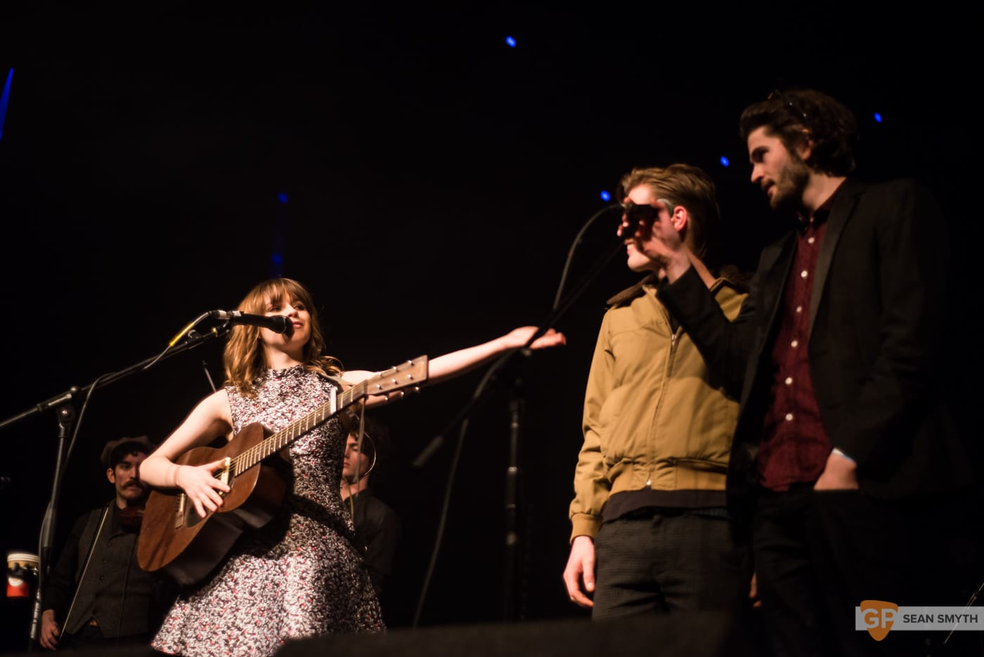 Gabrielle Aplin at the Olympia Theatre by Sean Smyth (20-2-15) (15 of 28)