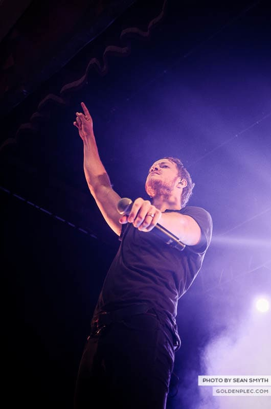 Imagine Dragons @ The Olympia Theatre by Sean Smyth (22-8-13) (46 of 1)