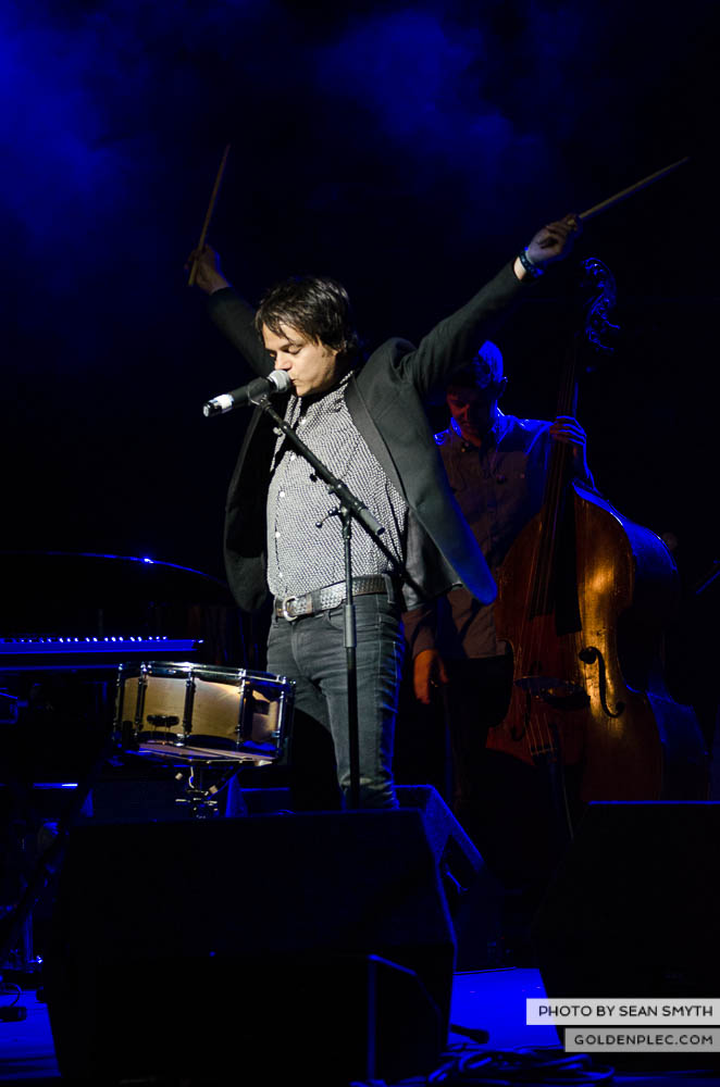 Jamie Cullum @ The Olympia Theatre by Sean Smyth (14-10-13)-2