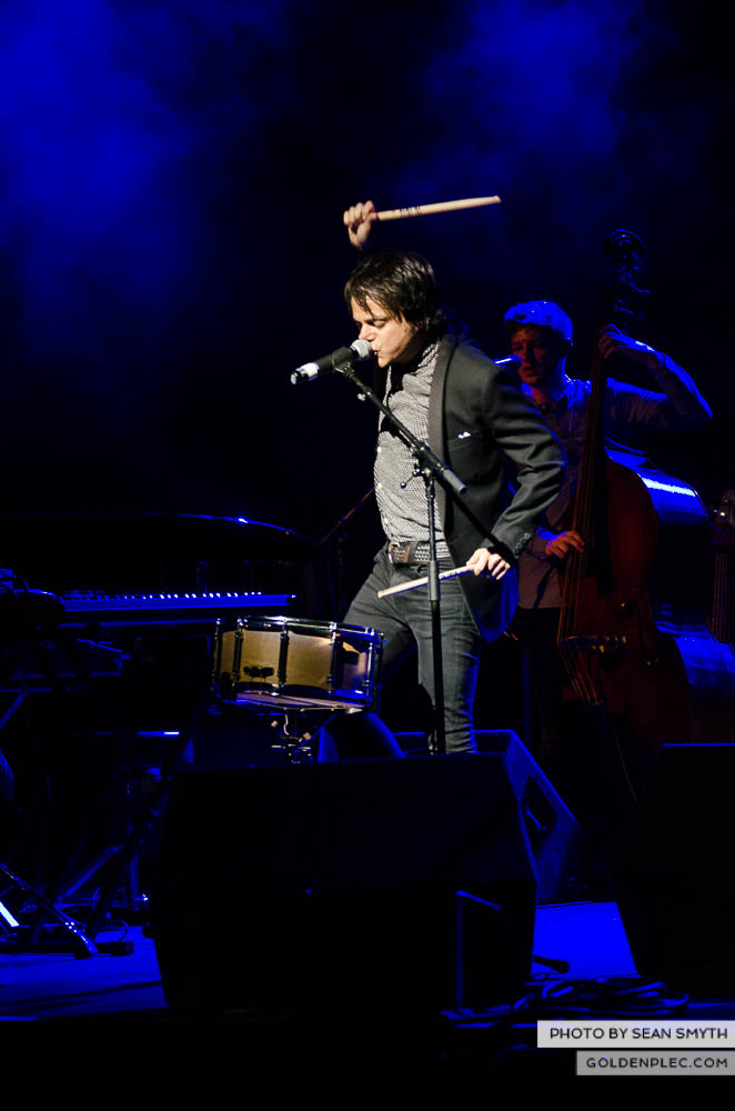 Jamie Cullum @ The Olympia Theatre by Sean Smyth (14-10-13)-3